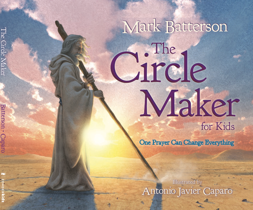 book review of the circle maker
